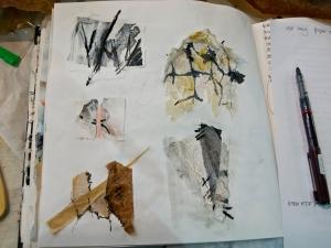 Sue Chapman - Sketchbook day 20