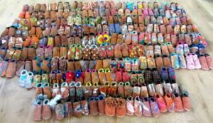 susan and kisaabwa shoes